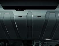 Ochranný kryt motoru pro motor a převodovku