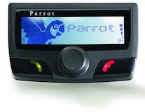 Parrot®* Kit mains-libres integrés CK3100 LCD Black Edition