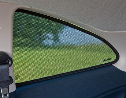 Parasolar ClimAir®* pentru toate geamurile din spate