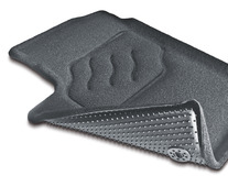 Covoraşe, design 3D  negru