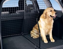 Separador para a Divisória para Bagageira/Cães