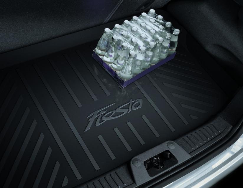 Bac de coffre antidérapant - Ford Accessoires en ligne