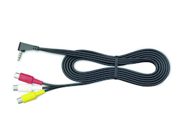 External Audio Connector headphone jack to AUX input