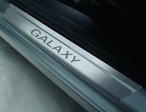 Dorpellijsten voor, met Galaxy-logo