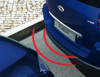 Sensores de estacionamento - Kit-Base