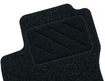 Podlahové koberce, standardní černé