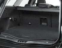 Covoraş de protecţie portbagaj  negru, cu logo Mondeo