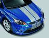 GT Body Stripe Kit for bonnet, performance blue