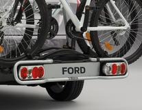 Thule®* Cykelholder, bag EuroRide 940, til 2 cykler, med vippebeslag