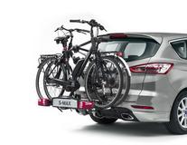 Uebler* Porte-vélos sur attelage X21-S inclinable (2 vélos)