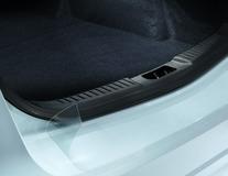 Ochranná lišta prahu zavazadlového prostoru transparentní
