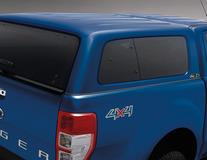 Aeroklas* Hardtop avec vitres latérales, Bleue Ocean