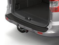 ClimAir®* Ochranná lišta prahu zavazadlového prostoru hladká lišta v černé barvě