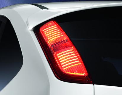 Fari posteriori LED
