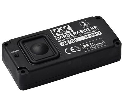 K&K* Mår afskrækker M8700, med ultralydbeskyttelse, batteridrevet