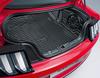 Sklisikker matte i bagasjerommet for kjøretøy med fabrikkmontert subwoofer