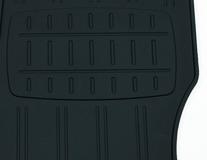 Tappetini, gomma posteriore, nero