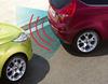 Parkovacie senzory základná sada, zadná