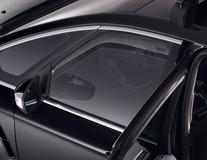 ClimAir®* Defletor de Vento para vidros dianteiros, cinzento escuro