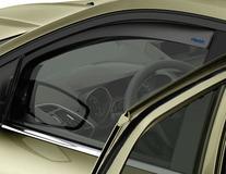 ClimAir®* Deflektor bočného okna pre okná predných dverí, čierny