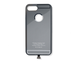 ACV* Qi Charging Case for IPhone® 6+/7+, silver