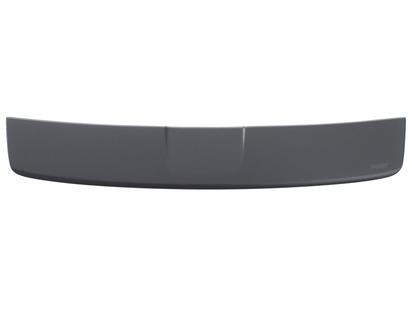 ClimAir®* Bumperbeschermer Geribbelde plaat, voorgevormd, grijs