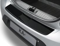 ClimAir®* Ochranná lišta prahu zavazadlového prostoru hladký povrch v černé barvě Gloss Black