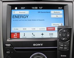 Axion* Aufrüstung auf Digitalradio für RS-FM Radios mit AF-Funktion