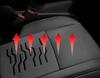 Xvision (SCC)* Sædevarmesæt til 1 sæde