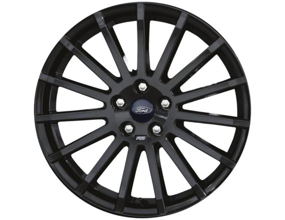"""Lichtmetalen velg 18"""" 15-spaaks RS-design, zwart"""
