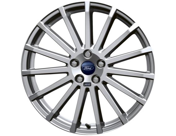 "Lichtmetalen velg 18"" 15-spaaks RS-design, zilver"