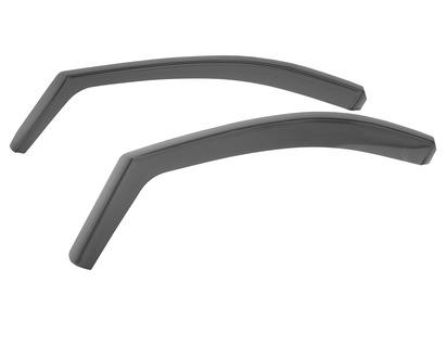 Deflector de aer geam lateral ClimAir®* pentru geamuri uși față, negru