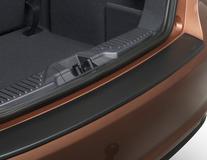 ClimAir®* Ochranná lišta prahu zavazadlového prostoru tvarovaná lišta v matně černé barvě