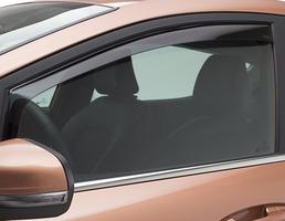 ClimAir®* Ajtó szélterelő első ablakokhoz, fekete