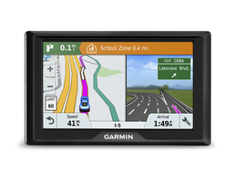 Garmin®* Portable Navigation System Drive 51 LMT-S