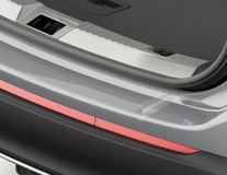 herpa print* Ochranná lišta prahu zavazadlového prostoru transparentní fólie