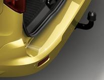 herpa print* Ochranná lišta prahu zavazadlového prostoru Transparení ochranná fólie