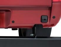 Vodafone* Sensores de estacionamento traseiros, com 4 sensores em preto mate