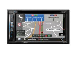 Pioneer* Multimedianavigering AVIC-Z7100DAB