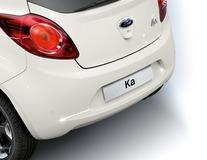 Xvision (SCC)* Parkkitutkajärjestelmä taakse, 4 mattamustaa tunnistinta