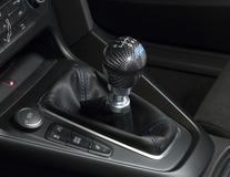 Hlavice řadicí páky Performance s modrým logem Ford RS