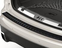 ClimAir®* Ochranná lišta prahu zavazadlového prostoru hladký povrch, tvarovaná, v černé barvě Gloss Black