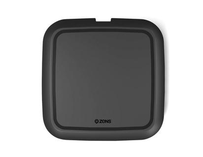 ACV* Zens Qi-Basisstation  schwarz