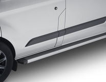 ARP* Treeplanken Gemaakt van aluminium, inclusief zwarte eindkappen