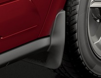 Mud Flaps front, contoured