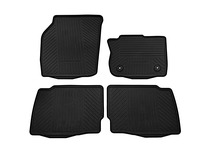 Rubber Floor Mats front and rear