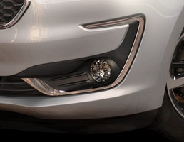 Navco* LED Daytime Running Lights & Fog Lamps for replacement of factory fitted fog lamps