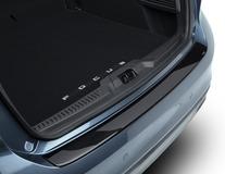 ClimAir®* Ochranná lišta prahu zavazadlového prostoru kostkované provedení v černé lesklé barvě