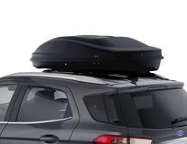 G3* Coffre de toit Elegance Europe 330, noir mat gaufré