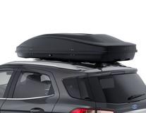 G3* Coffre de toit Elegance Europe 390, noir mat gaufré
